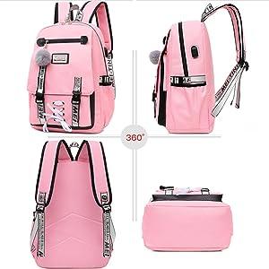 girl backpack backpack for girls College Students backpack for kids backpacks for teens girls