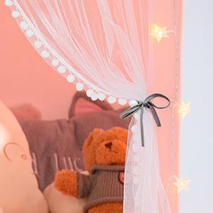 粉色帐篷5