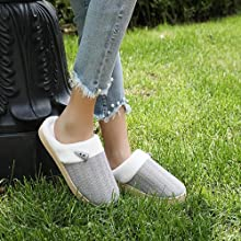 outdoor house slippers