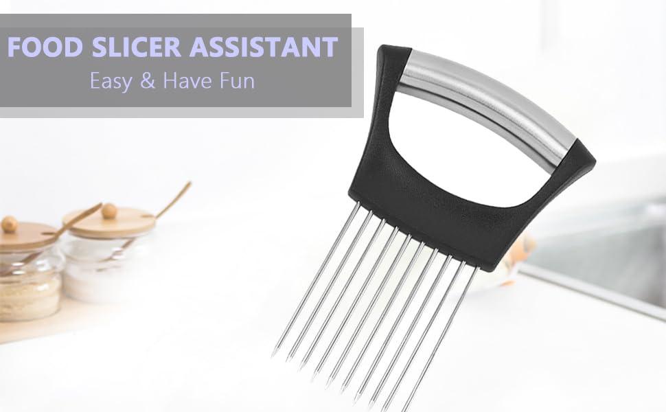 Food Slicer Assistant