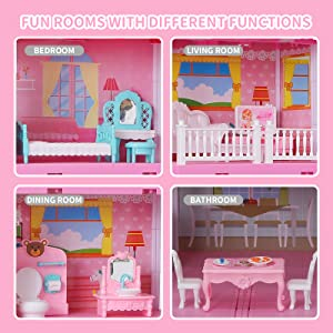 household items  doll houses  little people frozen