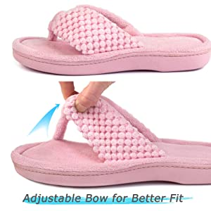 Adjustable Bow for Better Fit