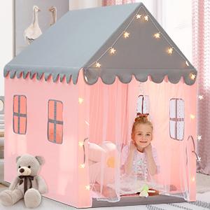 粉色帐篷8