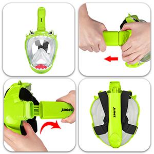 Diving Mask for Kids