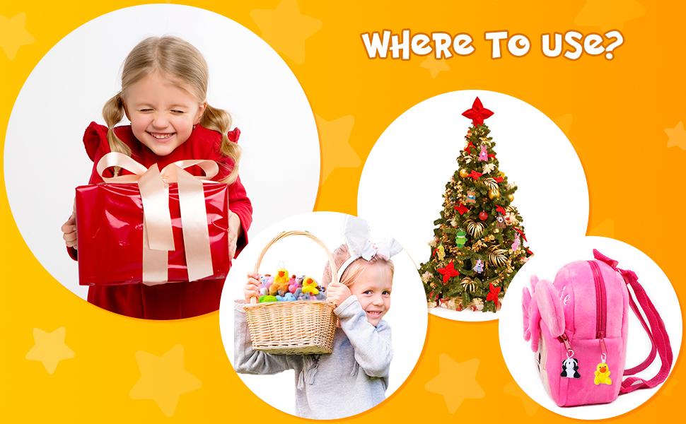 carnival games, frog plush, toy box for girls, pinata stuffers, goodie bag stuffers, animal toys