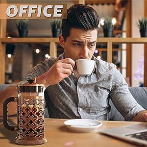 ENJOY PURE COFFEE ANYTIME, ANYWHERE