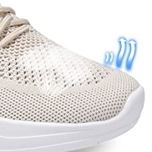 women training running shoes fashion sneakers slip on breathable lightweight mesh casual low cut gym