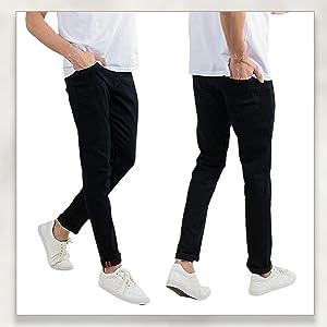Avadat Studio Men's Slim Fit Stretchable Denim Jeans SPN-FOR1