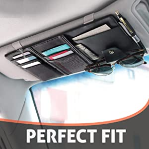 fits perfectly for cars