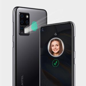 Face ID+Fingerprint Unlocked phone