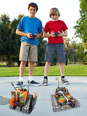 Safety RC Toy