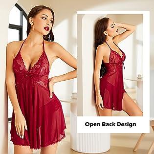 avidlove babydoll lingerie