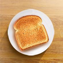 Step 4: Enjoy the crispy bread