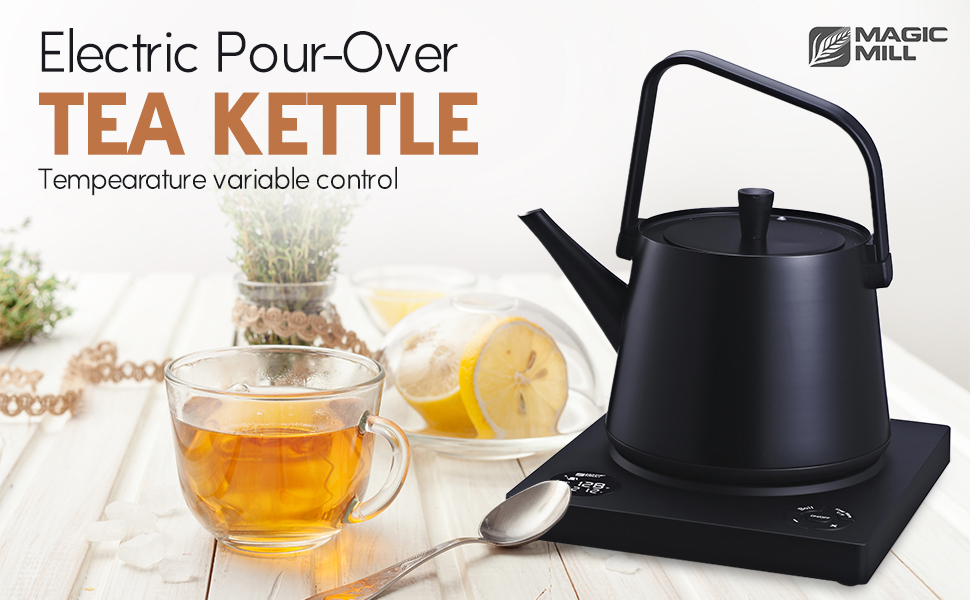 Pour over tea coffee kettle