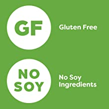 gluten free and soy free
