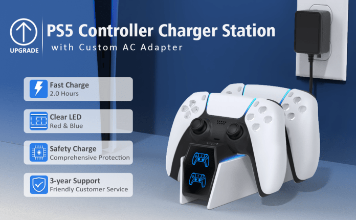 dualsense charger station