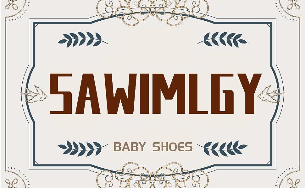 sawimlgy baby cute soft saddle crib shoes