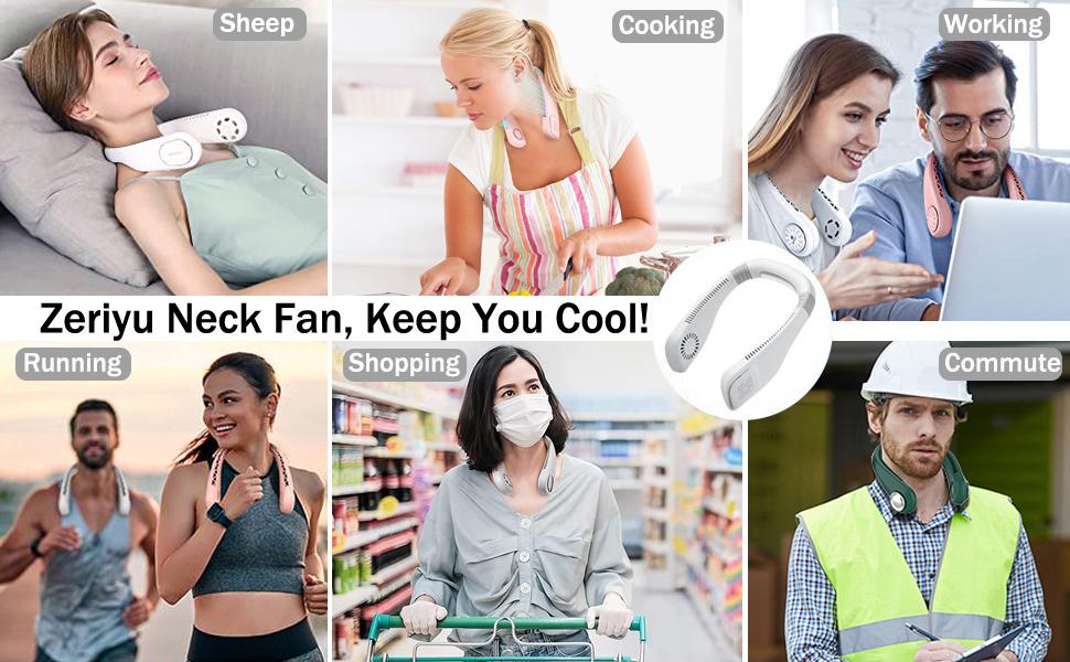 neck fan