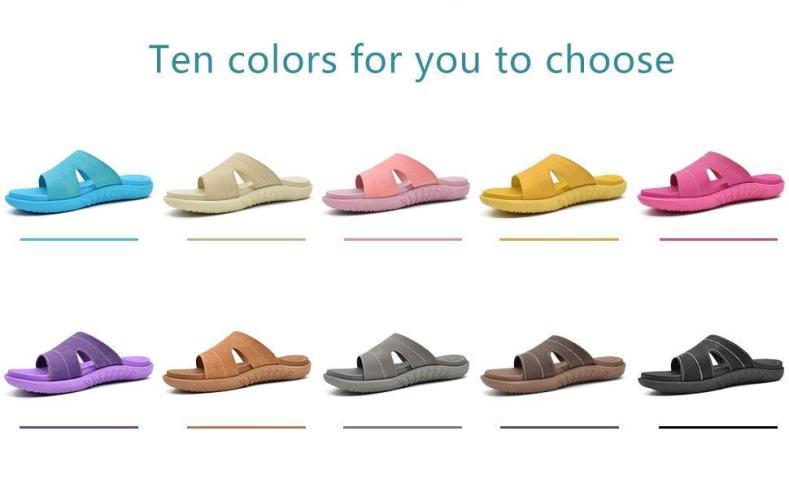 womens sliders sandals