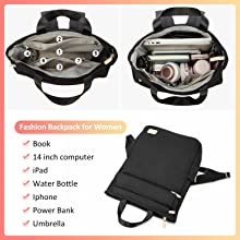 fashion backpack for women