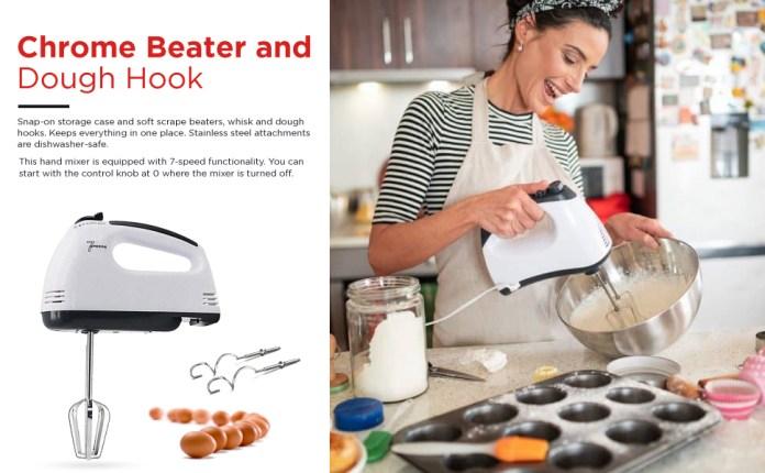 Hand Mixer Beater