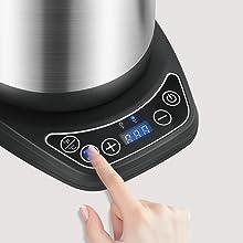 keep warm water kettle