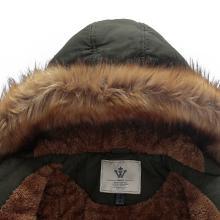Warm Faux-fur Hood