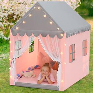 粉色帐篷7