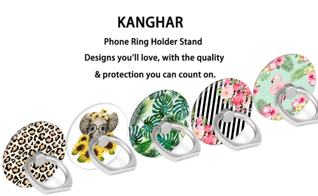 phone ring holder stand