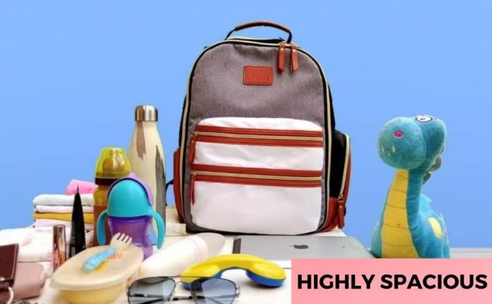 Highly Spacious Baby bags Diaper Bags for mothers stylish Diaper Backpacks Large Nappy Bags