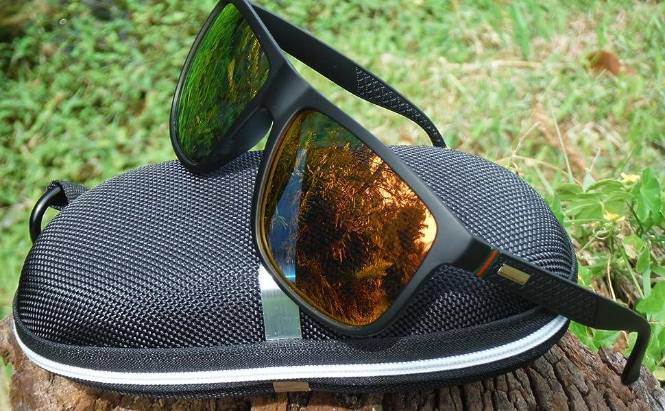 Best UVAB Retro Mirror Protection Sunglasses