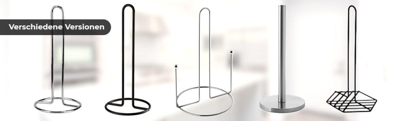 Papierhandtuchhalter, Küchenrollenhalter, praktischer Papierhalter, Küchenrollenspender