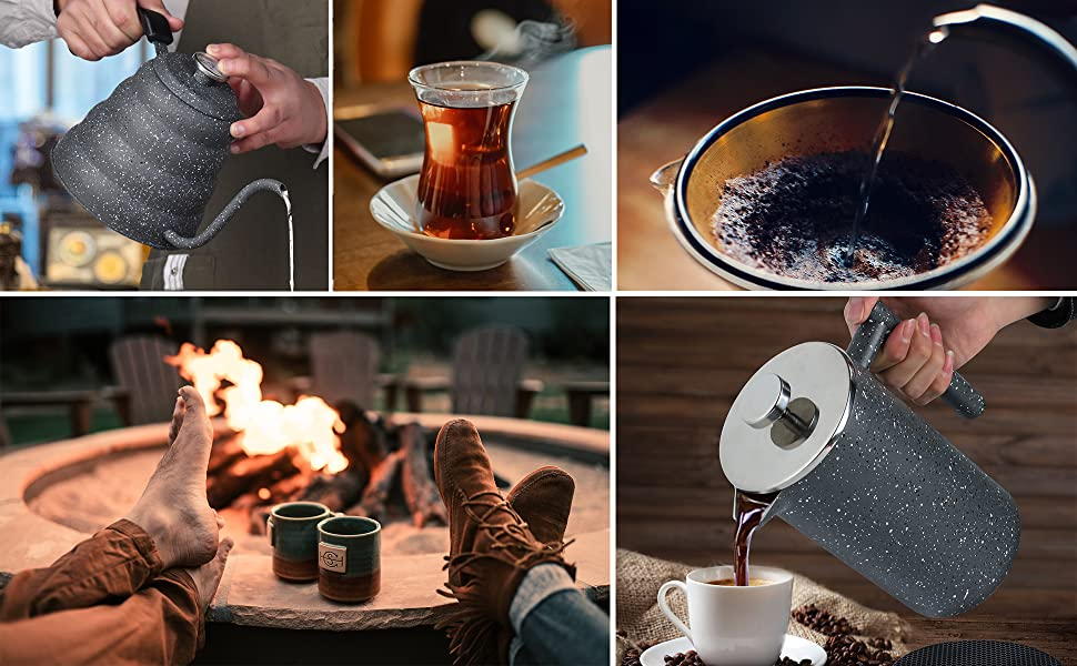 Teapot Versatile usage scenarios