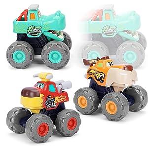 toddler monster truck toys