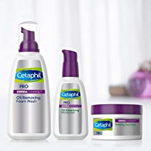 Complete your sensitive, oily skin care routine with CETAPHIL