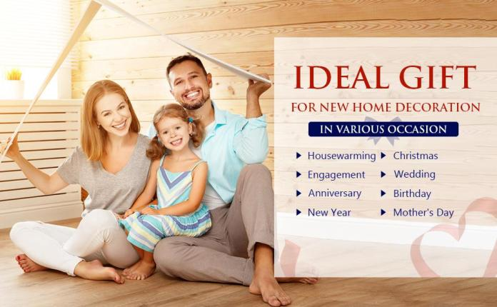 Gifts for New Homeowners or Couples