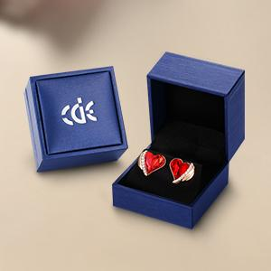 mother's day jewelry with gift box