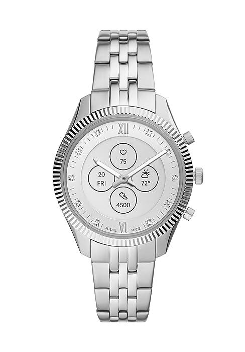 Fossil Women's Scarlette Mini Hybrid Smartwatch HR