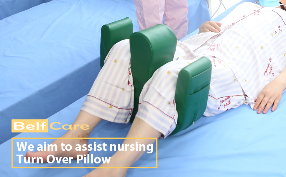 We aim to assist nursing Turn Over Pillow