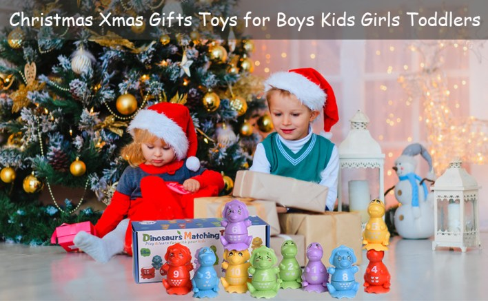 Christmas Xmas Gifts Toys for Boys Kids Girls Toddlers