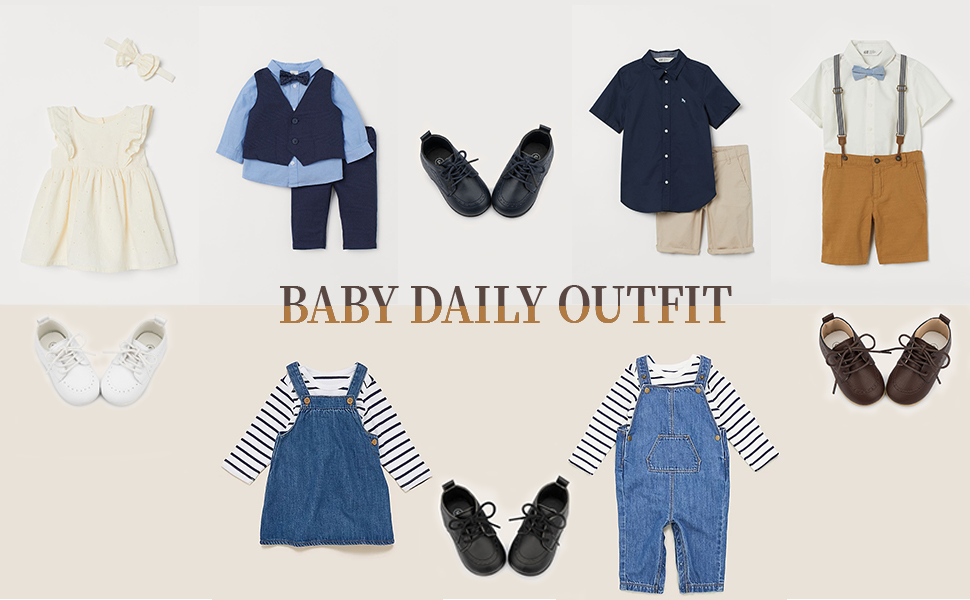 baby daily outfit