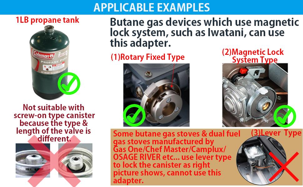 propane adapter