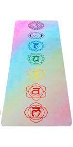 Yoga Mat (SUEDE)