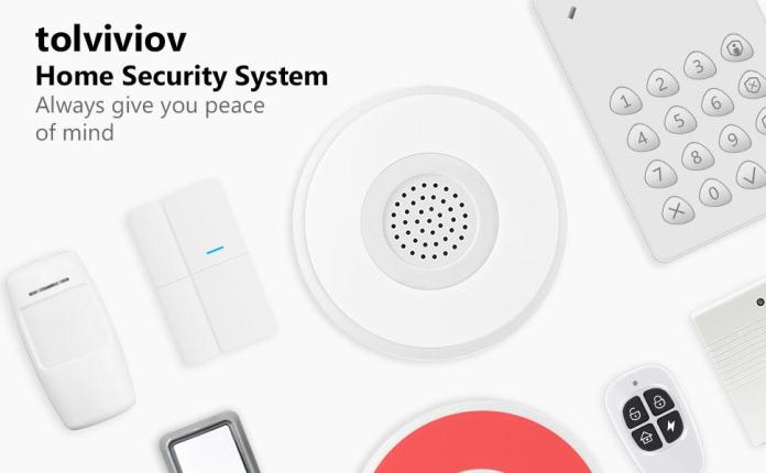tolviviov home security system always give you peace of mind