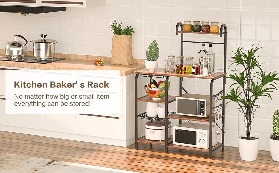 Kitchen Baker's Rack