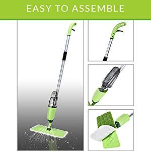 Mop can be installed