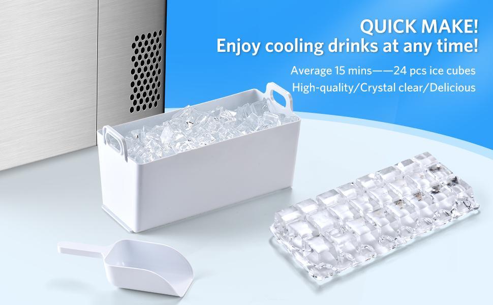 ice maker machine countertop