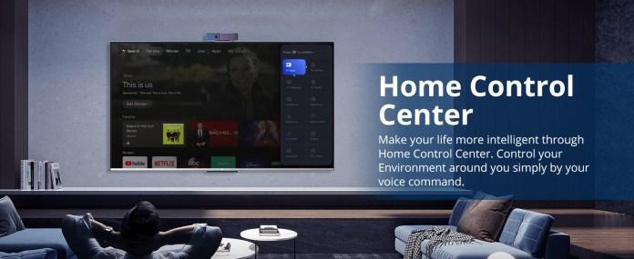 Home Control Center