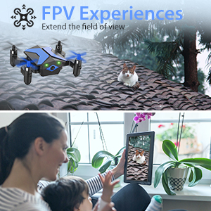 FPV Experiences drone
