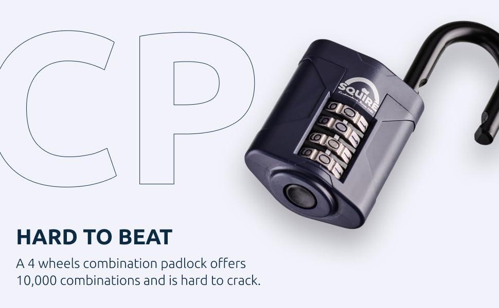 CP50 şifreli asma kilit